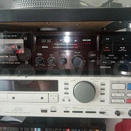 Музыкальные центры,  магнитофоны, магнитолы - Кассетная дека акай GX -93, 0