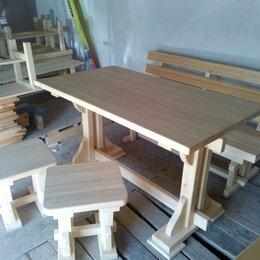 Комплекты садовой мебели - Мебель для бани, загородных домов., 0
