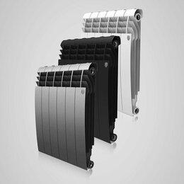 Радиаторы - Радиатор биметаллический RoyalThermo, 0