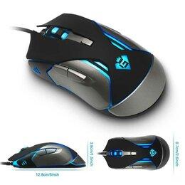 Мыши - Игровая мышка rocketek GM01, 0