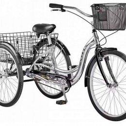Велосипеды - Грузовой велосипед , планитарная втулка, 0