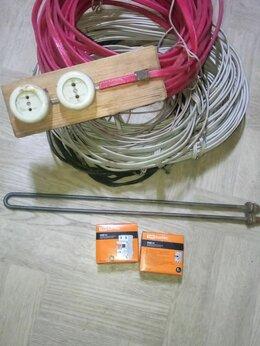Товары для электромонтажа - Дифавтомат Провод тэн, 0