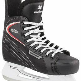 Коньки - Хоккейные коньки nordway Montreal, 0