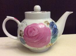 Заварочные чайники - Заварочный чайник, клеймо Дулево, 80-е годы, 0