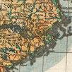 Гравированная кабинетная карта 1758 года России и северных стран S6710 по цене 220000₽ - Гравюры, литографии, карты, фото 15