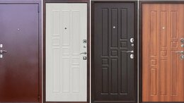 Входные двери - Металлические двери, установка бесплатно, 0