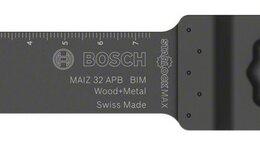 Насадки для многофункционального инструмента - Насадка Starlock Max Bosch 80x32 мм BIM MAIZ 32…, 0