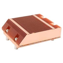 Кулеры и системы охлаждения - Радиатор охлаждения Supermicro SNK-P0017 LGA771, 0