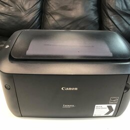 Принтеры, сканеры и МФУ - Принтер лазерный Canon 6030, 0