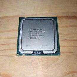 Процессоры (CPU) - Процессор Pentium Dual-Core E2180, 0