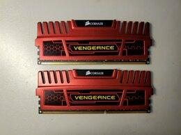 Модули памяти - Corsair Vengeance 8GB набор 2x4GB DDR3 1866Mhz, 0