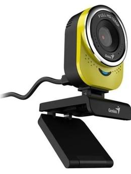 Веб-камеры - Веб-камера Genius QCam 6000 Yellow, 0