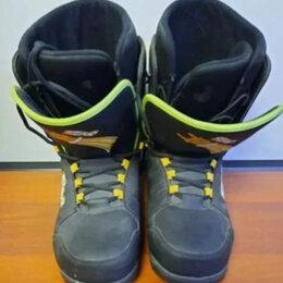 Ботинки - Ботинки для сноуборда Black Fire Scoop 47р., 0