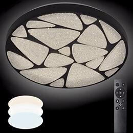 Люстры и потолочные светильники - Сфера 510(Crystal)-96вт D=50см с ПДУ, 0