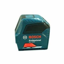 Измерительные инструменты и приборы - Аренда Лазерного уровеня BOSCH GLL 2-10, 0