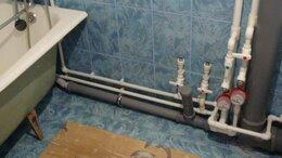 Водопроводные трубы и фитинги - Замена труб на пластиковые., 0