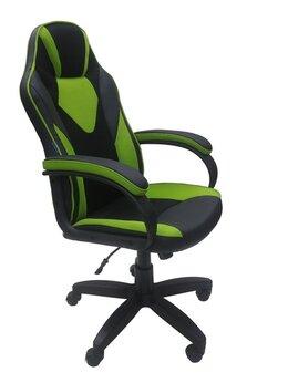 Компьютерные кресла - Кресло Геймер TW цвет салатовый, 0