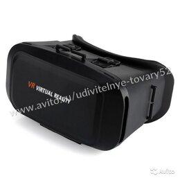 Аксессуары для наушников и гарнитур - 3D шлем виртуальной реальности VR-Mirror (VR BOX), 0