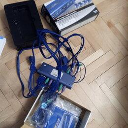 Аксессуары для серверов - Переключатель KVM Trendnet TK-400K, 0