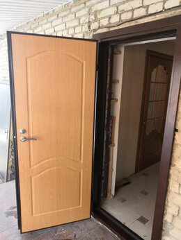 Входные двери - Входные металлические двери с терморазрывом в…, 0