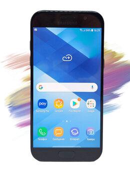 Мобильные телефоны - Samsung Galaxy A5 (2017), 0