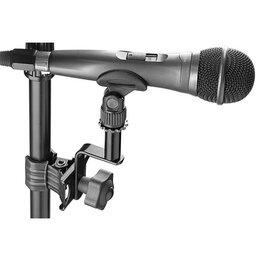 Аксессуары для микрофонов - STAGG SCL-MIA Зажим на стойку для держателя…, 0