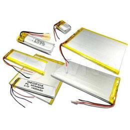 Запчасти и аксессуары для планшетов - Li ion аккумуляторы для планшетов опт, 0