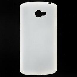 Чехлы - Силиконовый чехол для LG K8 2017 (белый), 0