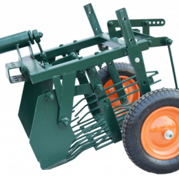 Навесное оборудование - Картофелекопалка вибрационная Forza (Форза) (надувное колесо) BOM Ø18, 0