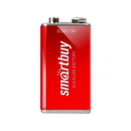 Аксессуары и запчасти для оргтехники - Батарейка 6LR61 Smartbuy, 0