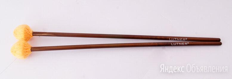 Палочки для маримбы Lutner   MM04 по цене 1020₽ - Прочее оборудование, фото 0