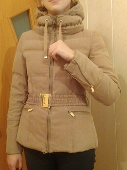 Куртки и пуховики - Куртка (пуховик) Zara  для девочки подростка, 0