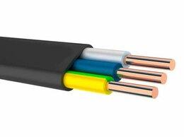 Кабели и провода - Кабели силовые с пластиковой изоляцией (ВВГ…, 0