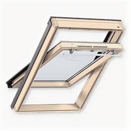 Окна - Мансардное окно VELUX OPTIMA Стандарт GZR 3050B, 0