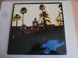Виниловые пластинки - EAGLES HOTEL  CALIFORNIA LP Made in UK!…, 0
