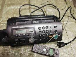 Факсы - Факсимильный аппарат Panasonic, 0