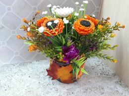 Цветы, букеты, композиции - Интерьерная композиция 35, 0