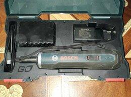 Аккумуляторные отвертки - Аккумуляторная отвёртка Bosch Go, 0