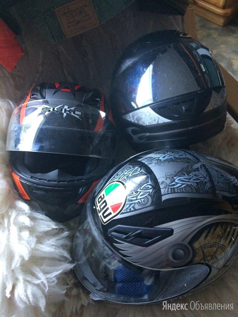 шлем AGV с Финляндии по цене 15000₽ - Спортивная защита, фото 0