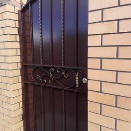 Входные двери - Кованые калитки, 0