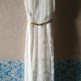 Платья - Вечернее/свадебное платье.Новое, 0
