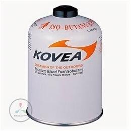 Газовые баллоны - Баллон газовый Kovea KGF-0450, 450 гр., 0