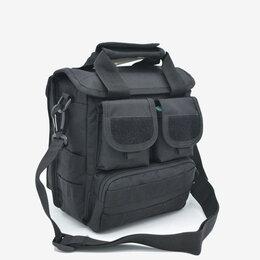 Дорожные и спортивные сумки - сумка тактическая через плечо мужская, 0