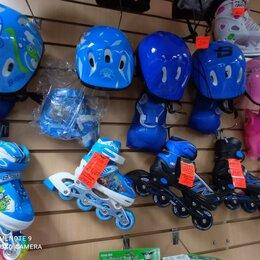 Роликовые коньки - коньки роликовые для мальчиков с раздвижным размером 31-38, 0
