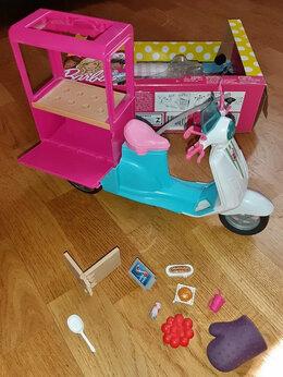 Игровые наборы и фигурки - Игровой набор Barbie Фургончик-бистро. Маттел, 0