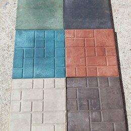 Садовые дорожки и покрытия - Плитка полимерпесчаная усиленная 30мм , 0