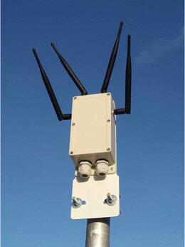 3G,4G, LTE и ADSL модемы - 3g/4g cat-6 lte роутер для уличного…, 0