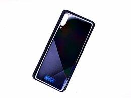 Корпусные детали - Задняя крышка SAMSUNG Galaxy A30s (A307F) Black, 0