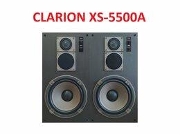 Акустические системы - Акустическая система CLARION XS-5500A (Hitachi)…, 0