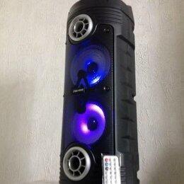 Компьютерная акустика - Комбоусилитель Колонка Портативная Bluetoth , 0